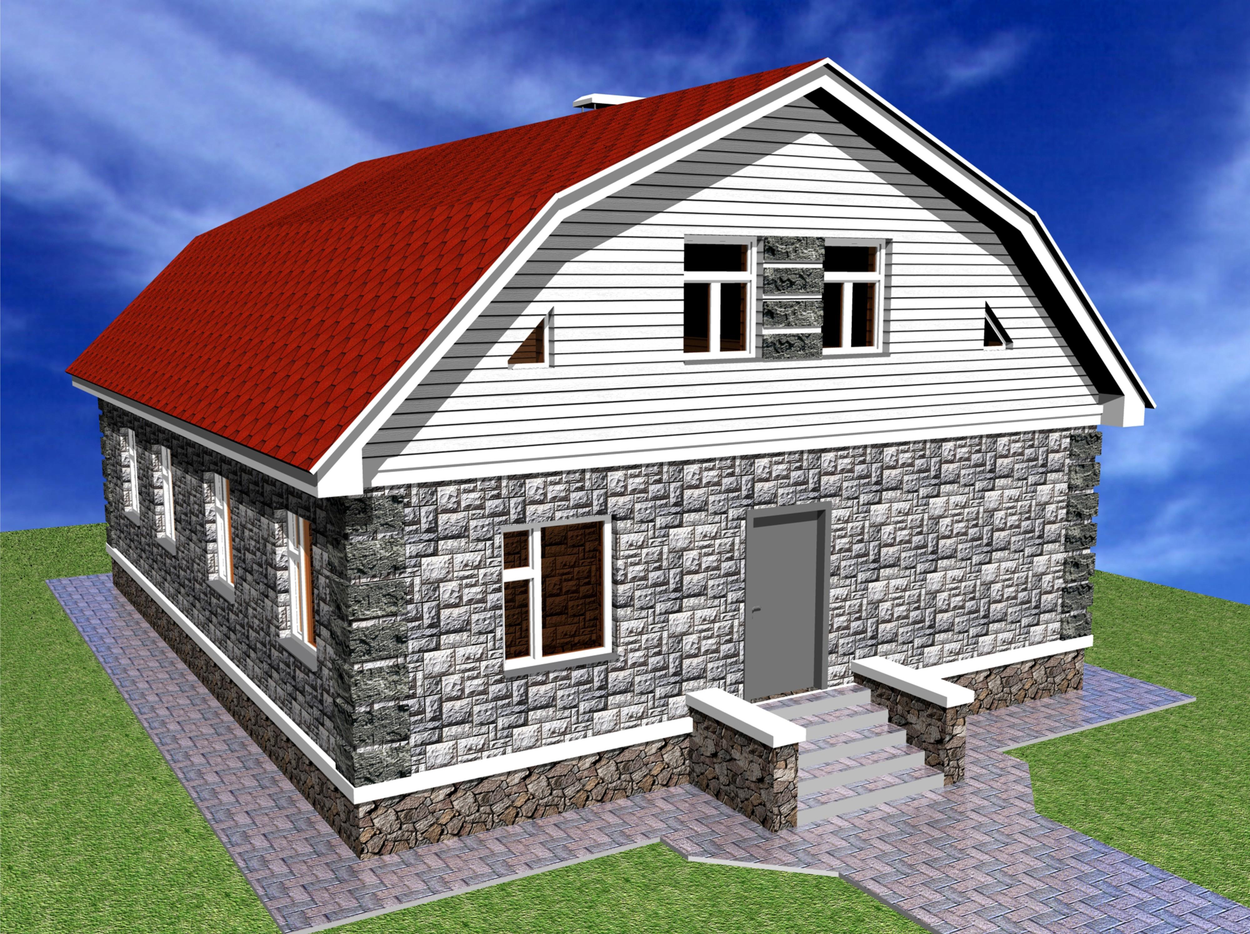 Проекты семейный домов 10 фотография